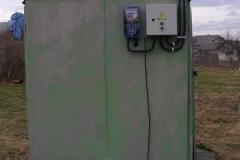 Монтаж вуличного освітлення с. Мала Туря Долинський район